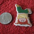 1983 Cabbage Patch Kids Series Refrigerator Magnet: Girl doing Handstand