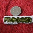 1981 Sega Frogger Series Refrigerator Magnet: #p280 Logo