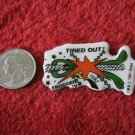 1981 Sega Frogger Series Refrigerator Magnet: #p282 Tired Out!