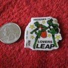 1981 Sega Frogger Series Refrigerator Magnet: #p292 Lovers Leap