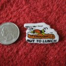 1981 Sega Frogger Series Refrigerator Magnet: #p279 Out To Lunch