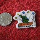 1981 Sega Frogger Series Refrigerator Magnet: #p287 Top Frogger