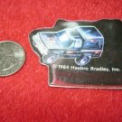 1984 Transformers Hologram Series Refrigerator Magnet: Trailbreaker