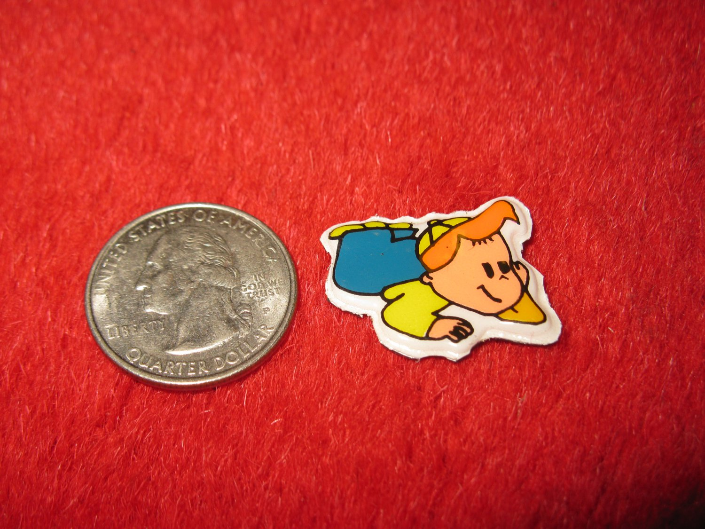 1980's Cartoon Series Refrigerator Magnet: Little Audrey #1