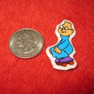 1980's Cartoon Series Refrigerator Magnet: Chipmunks , Simon