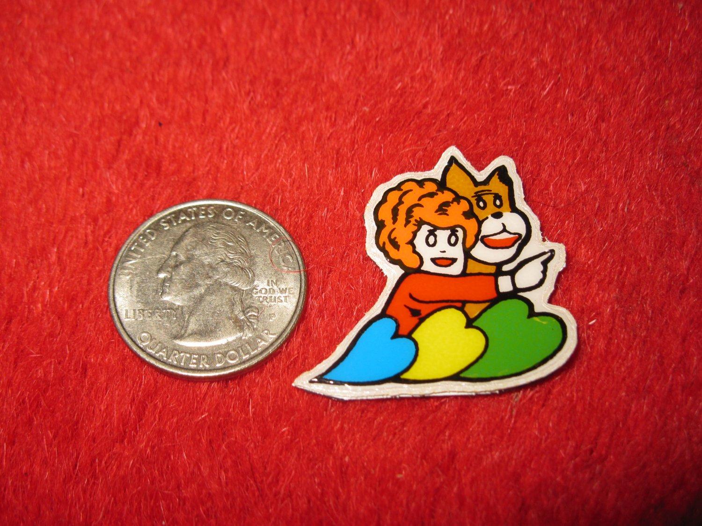 1980's Cartoon Series Refrigerator Magnet: Annie #1