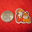 1980's Cartoon Series Refrigerator Magnet: Annie #3