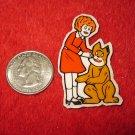 1980's Cartoon Series Refrigerator Magnet: Annie #7