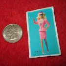 1980's Cartoon Series Refrigerator Magnet: Barbie #2