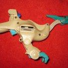 Vintage 1984 Tomy Starriors Action Figure Robot: VULTOR WINDSTORM -for parts or repair