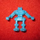 Vintage 1984 Tomy Starriors Action Figure Robot: mini figure