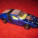 1972 Lesney / Matchbox Die Cast Car: Superfast #41 Siva Spyder