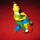 vintaeg Tara Toys Sesame Street Mechanical Figure: Bert on Tricycle