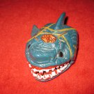 1993 Bluebird / Mighty Max Miniature Action Figure Palyset: Shark - missing 1 fin