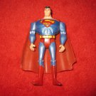 2003 DC Comics Animated Series Action Figure: Superman - damaged cape