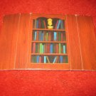 1993 - 13 Dead End Drive Board Game Piece: cardboard Bookcase