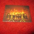 1993 - 13 Dead End Drive Board Game Piece: cardboard Fireplace Insert