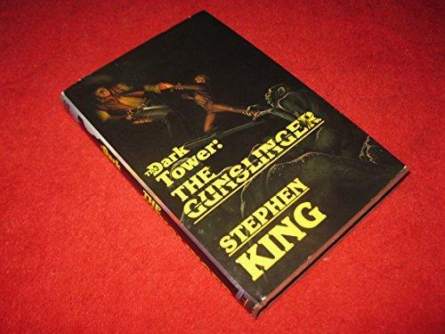 1982 Dark Tower: The Gunslinger - Stephen King: Stated 1st Edtion Hardcover ! - true 1st