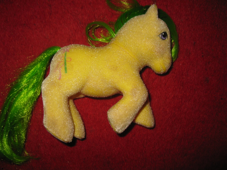 Vintage My Little Pony: 1985 So Soft - Magic Star