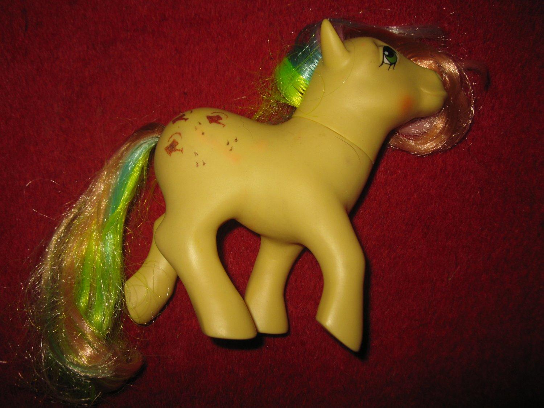 Vintage My Little Pony: 1984 Trickles