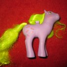 Vintage My Little Pony: 1986 Flutter - Yum Yum