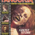 1981 Vintage Horror Magazine: Fangoria #16 - Ghost Story cover