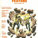 1981 Comic book Magazine: Comics Feature #16 - Power-Man & Iron Fist cover