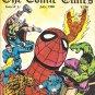 1980 Vintage Comic Magazine: The Comic Times #1