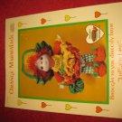 1984 Lollipop Lane 'Dumplin Designs' Doll pattern folder #CDC409: Orange Marmalade