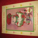 1984 Lollipop Lane 'Dumplin Designs' Doll pattern folder #CDC405: Cherries Jubilee