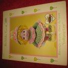 1984 Lollipop Lane 'Dumplin Designs' Doll pattern folder #CDC401: Bubble Gum