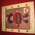 1984 Lollipop Lane 'Dumplin Designs' Doll pattern folder #CDC404: Chocolate Chip