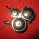 Vintage 1990's ACME Small Appliances Miniature Fridge Magnet: Pots & Pans