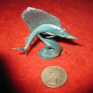 Vintage Miniature Playset figure: Rare SailFish Jumping out of Ocean
