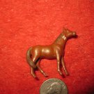 Vintage Miniature Playset figure: small Horse Fowl
