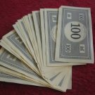 2004 Monopoly Board Game Piece: Stack of $100.00 Bills