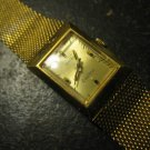 Timex Watch - Electric design, gold tone w/ mesh band , made in England