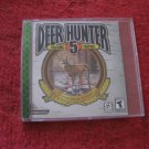 2001 Deer Hunter 5, Tracking Trophies Empty Case w/ Booklet- PC Video Game Instruction Booklet