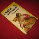 1971 Lassie Come Home - By Eric Knight - Tempo books - paperback