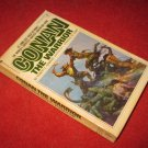 1967 Conan #7: The Warrior - By Robert E. Howard - Ace books - paperback