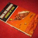 1969 Mars #8: Swords of Mars - by Edgar Rice Burroughs - Ballantine books - paperback