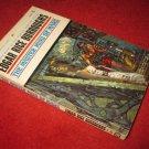 1969 Mars #6: The Master Mind of Mars - by Edgar Rice Burroughs - Ballantine books - paperback