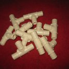 """10pack of new Vanguard PolyAlloy Tee Sections - 3/8"""" x 3/8"""" x 3/8"""""""