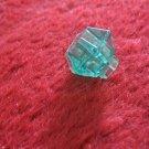 1986 Fireball Island Board game piece 'Expansion Series': Green Emerald Jewel