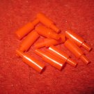 1990's Battleship Board Game Piece: lot of 10 red 'HIT' peg markers