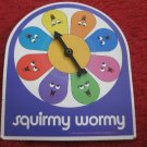 1970 Squirmy Wormy Board Game Piece: Spinner