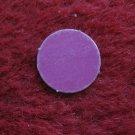 1970 Squirmy Wormy Board Game Piece: Pink round marker
