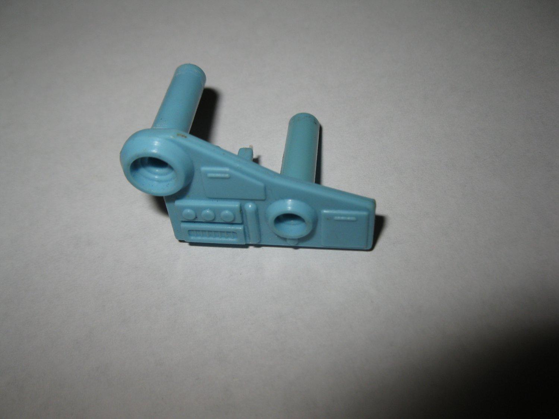 G1 Transformers Action figure part: 1986 Hot Spot - Ladder Hoist base left side