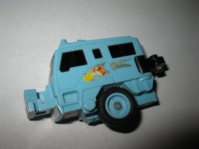 G1 Transformers Action figure part: 1986 Hot Spot - Full Left Arm