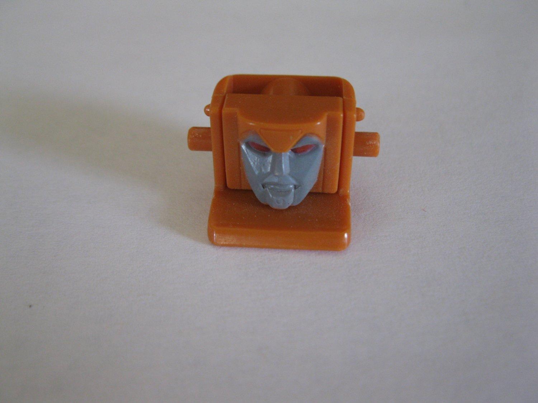 G1 Transformers Action figure part: 1986 Wreck-Gar - Head